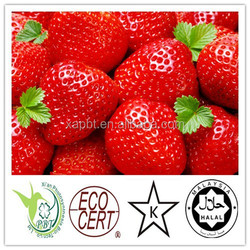 100% natural and 100% purity spray-dry Strawberry Powder
