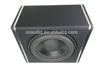 "10""/12"" Active amplified subwoofer speaker box"