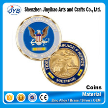 custom metal challenge statue of liberty old coins and currency