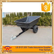 ATV utility trailer , luggage trailer , garden trailer