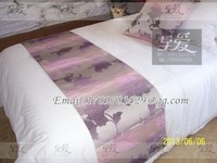 luxury hotel bedding sets/bedding/bed linen