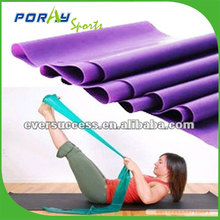 PORAY latex resistance bands roll with different colors