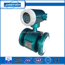China manufacture electromagetic flowmeter,digital water meter