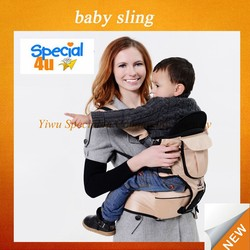 High quality new design Cheap fashion baby wrap carrier SPBC-004