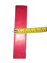 Abrasive polishing blocks for all step polishing effect