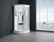 Monalisa Acrylic and aluminum Single steam shower room M-8211