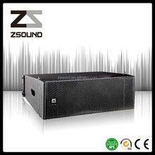 China 8 inch active self powered speaker Zsound audio LA108