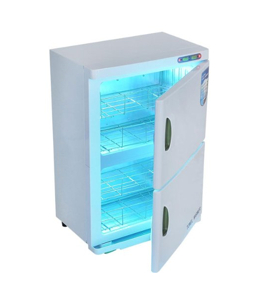 Yl 46a portable towel warmer uv sterilizer box uv for 3 methods of sterilization in the salon