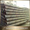 stock goods Large Diameter Sprial Welded Steel Pipe from tianjin