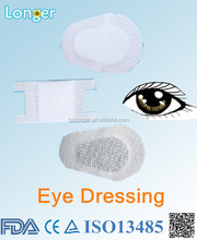 disposable sterile medical wound dressing for eye 2015