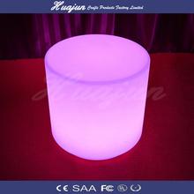 LED furniture and furnishing LED bar chair