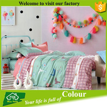 China manufacture wholesale bed sheet for kids
