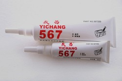 Industrial adhesive sealant for thread pipe