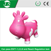 2015 new design cheap price inflatable jumping animal from factory