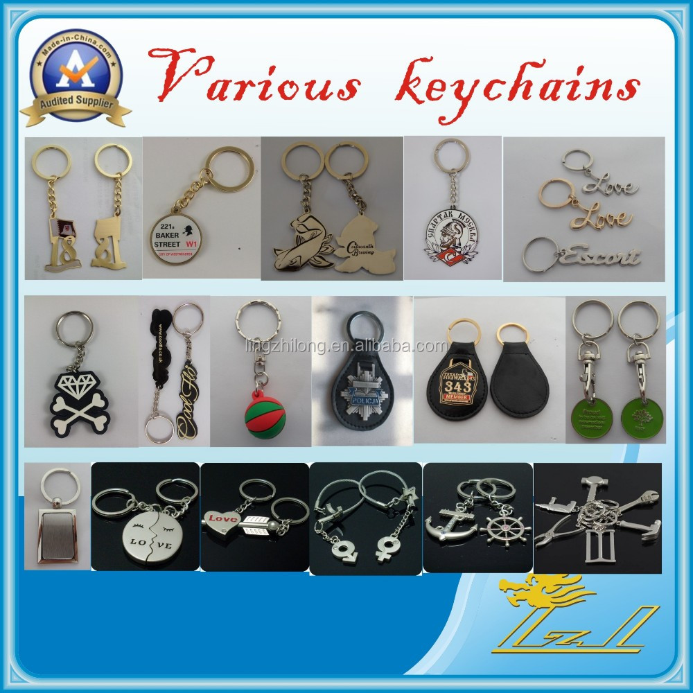 various keychain lingzhilong