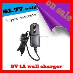 AC Adapter Charger for Atari Jaguar or Sega Genesis Power Supply 9V 1A 5.5*2.1mm