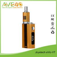 Popular Authentic china import e-cig 5000mah 60w evic-vt Original Joyetech Evic-VT Kit 5000mah 60w Temp Control wholesale