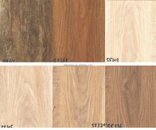wide plank 6 color available laminate flooring made in china