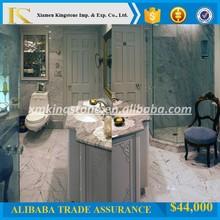 cheap price bianco carrara marble vanity top for bathroom