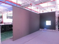 china Die casting aluminum Outdoor rental led display screen P8 P10 smd and dip