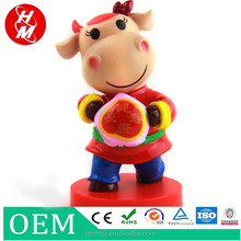 Lucky cow creative arts and crafts oem, birthday gift
