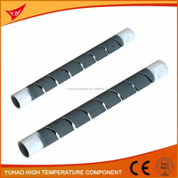SiC oven/ceramic heater 1400C High temperature sic rod silicon carbide industrial electric heating