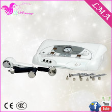 Durable good quality face cold hot treatment and ultrasonic skin firming device