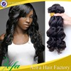 No smell untreated pure 6a pure aliexpress hair extensions