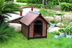 WOODEN DOG HOUSE PET HOUSE ALS-6120
