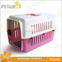 Exquisite workmanship dog cages with aviation net
