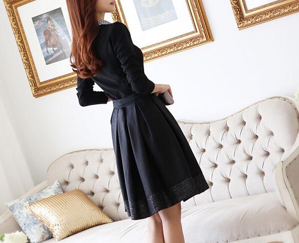 WQL1582 autumn dress 6