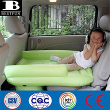 custom eco inflatable baby bed in car portable child car safety seats car air bed air mattress