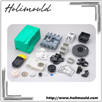 Custom Plastic Injection Molded Spare Parts For Household Appliance Cover