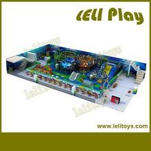 LL-I09 Interesting Children Soft Foam Indoor Playground