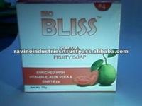 Natural Guava Fruit Soap