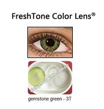 [25 colors] Freshtone gemstone green cheap color contact lenses
