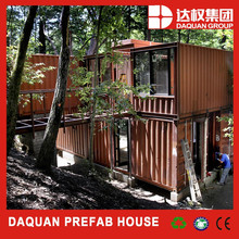 Wuhan Daquan sea container house expandable container house for sale, house prefab container, prefab house kits for sale