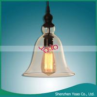 Modern Led Glass Ceiling Lamp Pendant Light