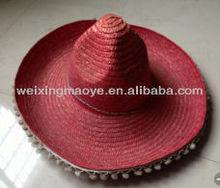 mexicano sombrero sombrero de paja