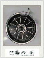 Hot sale! Five phase dc brushless hub motor/electric bike wheel