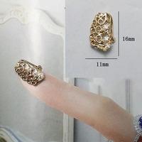 Стразы для ногтей Yrdhk 10 & Drop LQ241