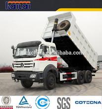 Factory Low Price Sell North Benz Beiben 6x4 Tipper/dump trucks