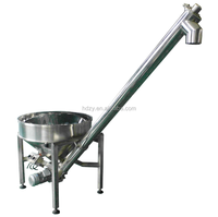 With Vibrating Hopper For Granular Auger Screw Feeder
