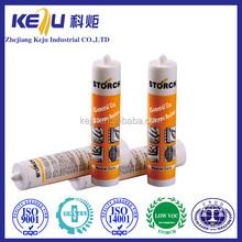 Acetic general purpose acetic waterproof fungicidal sealant