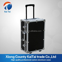 professional aluminum trolley case for tools