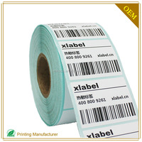 Custom Temperature Sensitive Self-Adhesive Sticker Lable Printing Factory