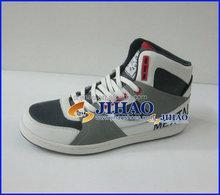 2015 New Design Fashion Boy High Cut Skate Shoes