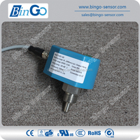 IP67 threading1/2'' thermal air flow switch for liquid, gas and oil
