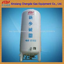 tanque de almacenamiento de oxígeno líquido Personalizable