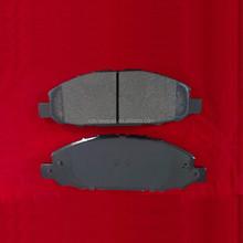 Less-metal Semi-metal Ceramic NAO Material auto Brake Pads Type car accessories